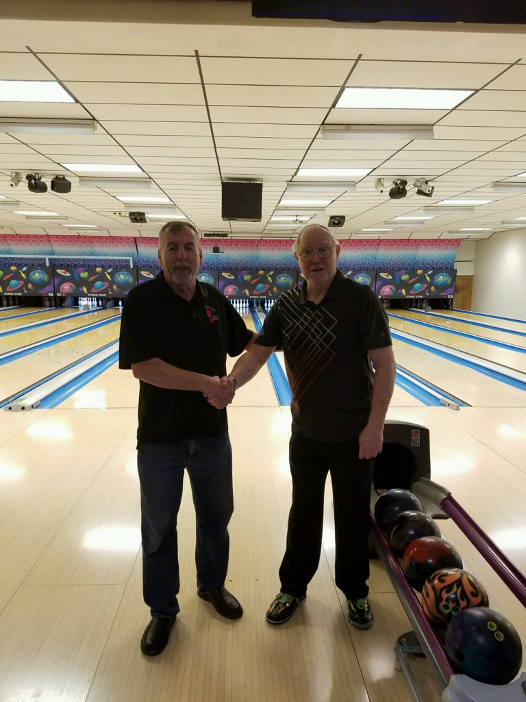 Bowler Of The Year Tournament Senior Division Greater